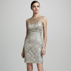 Sue Wong Beaded Dress